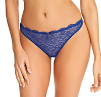 Freya Fancies Thong (AA1008) in Cobalt