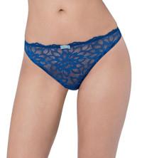 Triumph Dream Spotlight Thong Panty (10165674), sapphire