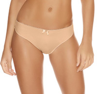 Freya Deco Thong (AA4237) in nude