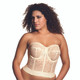 Bridal Lace Bustier (GD0689), Ivory