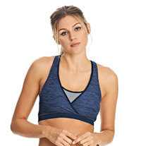 Freya Freestyle Soft Crop Top/Yoga Bra (AC4010_AA4010), Eclipse
