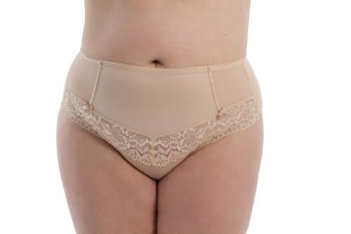 Ewa Michalak Fairy Brief Style Panty, Pearl