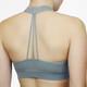 BraBar HUG T-Back Bralette, Natural Grey