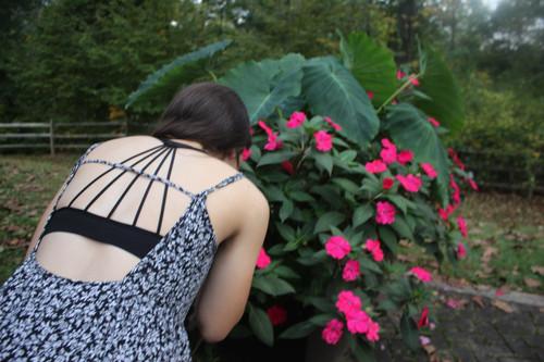 BraBar HUG Strappy Back Bralette, Black