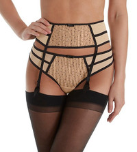 Freya Taboo Suspender (AA5249), Cafe Noir, Set