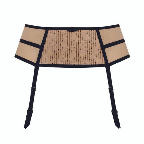 Freya Taboo Suspender (AA5249), Cafe Noir