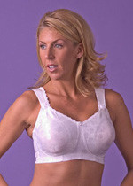 Fancee Free Soft Cup Jacquard Nursing Bra