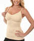 Seamless Nursing Bra Support Cami, Nude
