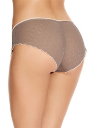 Freya Deco Vibe Boy Short Panty in Mocha