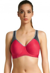 Freya Active Molded Sports Bra, Crimson