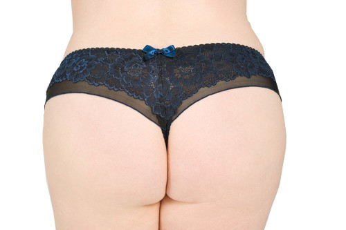 Ewa Michalak Lace Thong