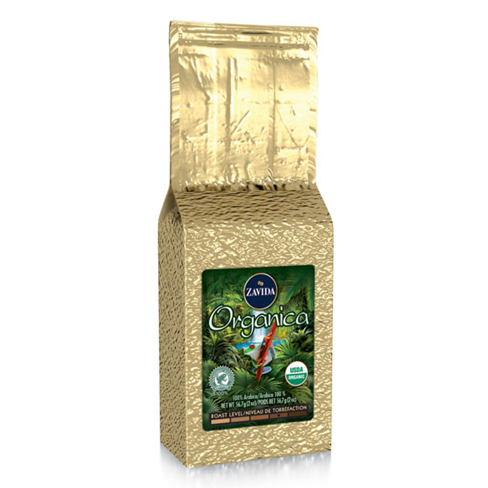 Organica Rainforest Alliance Mini-Brick