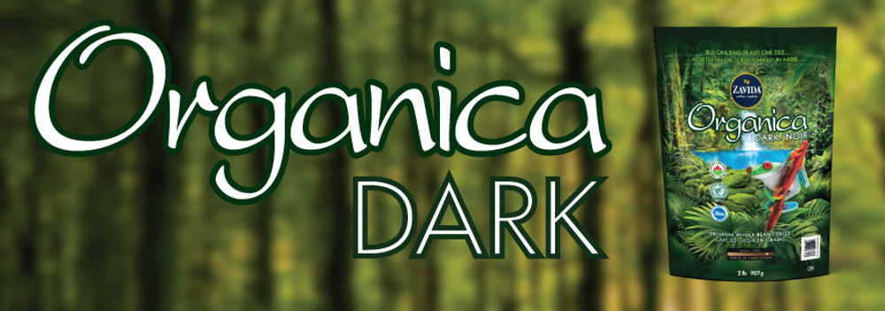 New Organica Dark Coffee – Buy One Bag, Plant One Tree
