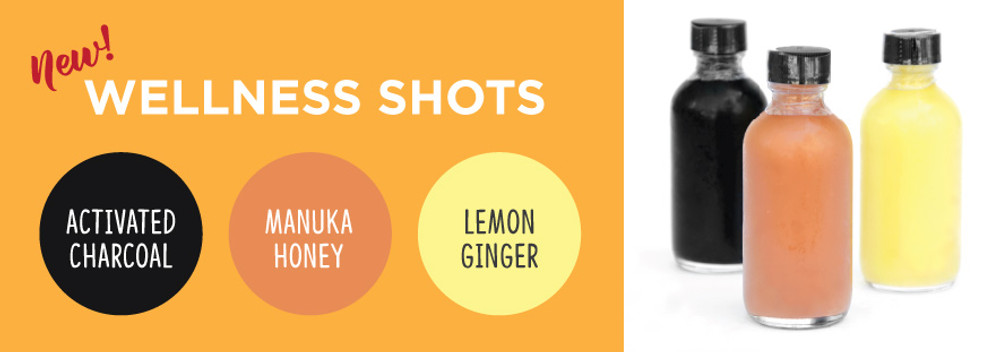 Have A Shot: A Wellness Shot That Is