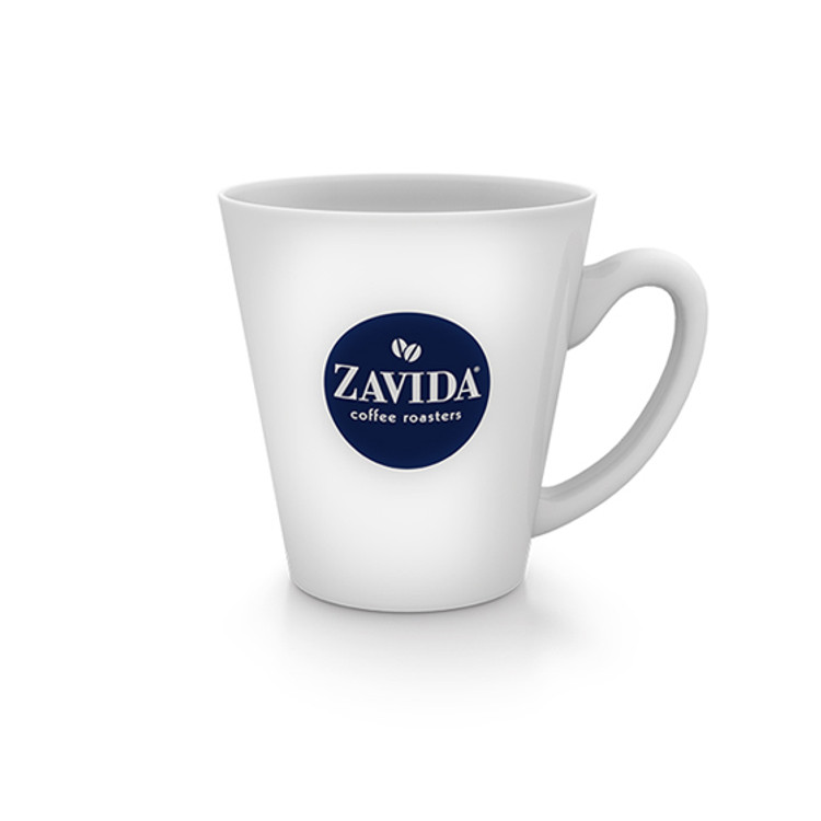 Zavida Cafe Mug - 12 oz