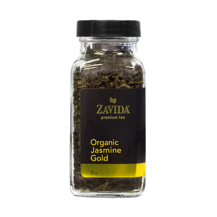 Organic Jasmine Gold Loose Leaf Tea