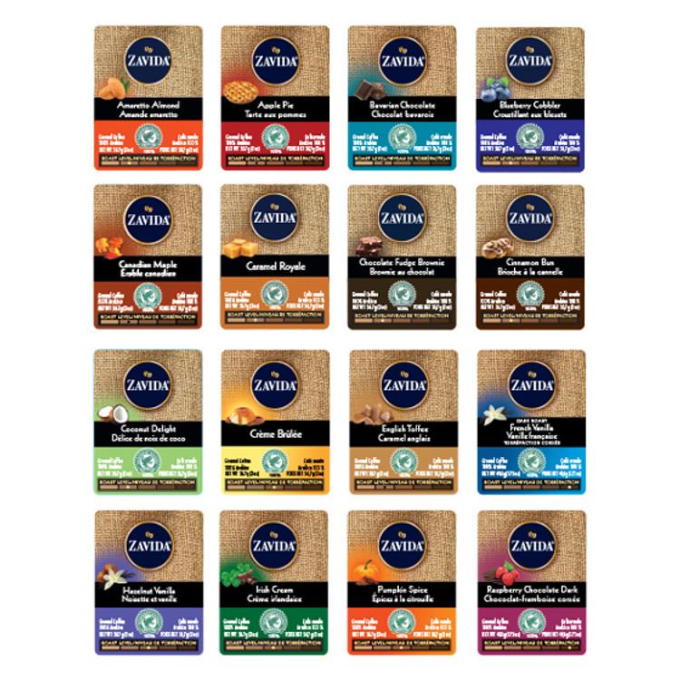 24-ct Mini-Brick Flavored Variety Pack