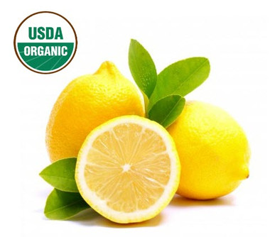 Lemon Essential Oil (ORGANIC)