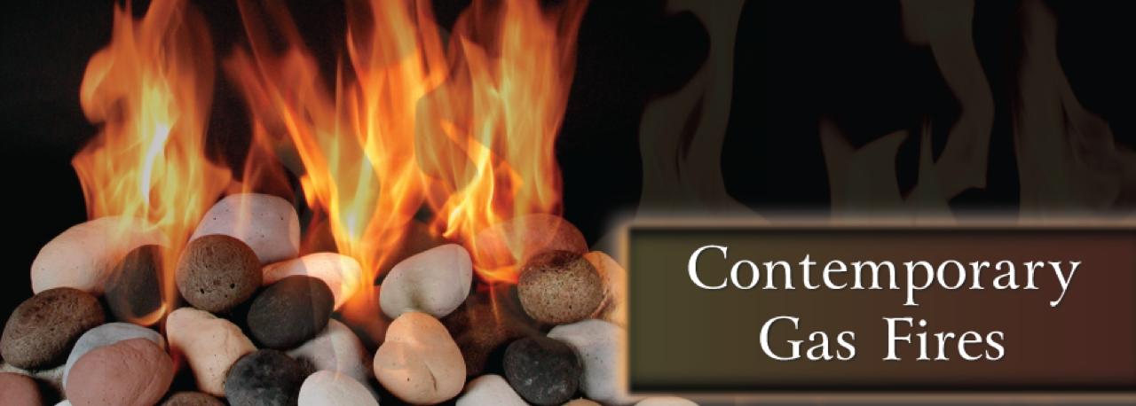 Alterna Contemporary Gas Fires
