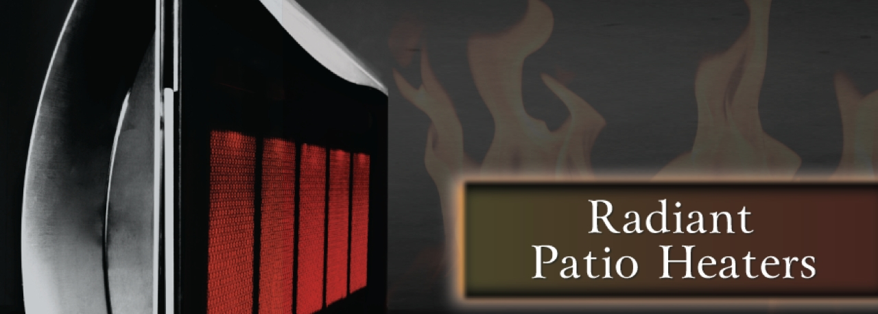 Bromic Radiant Patio Heaters