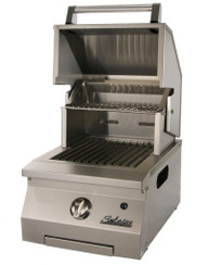 Refurbished Demo Grill, Solaire Accent - Item #SOL-IRBQ-15GIR-LP **Compare at $997**