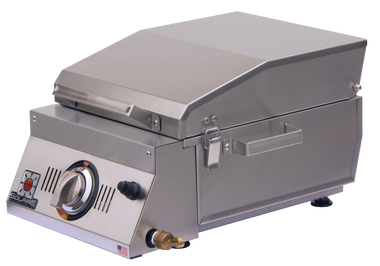Refurbished Demo Grill, Solaire AllAbout, front angle