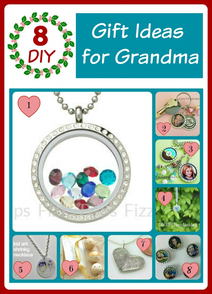 5th day of christmas 8 sentimental diy ideas for grandma fizzy pops