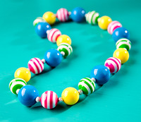 DIY Kit - Candy Stripes Necklace