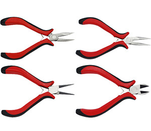 Jewelry Tool Kit - Set of 4 Pliers