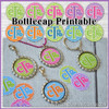 "CTR 1"" Bottle Cap Images, LDS Primary Choose the Right Printable DOWNLOAD"