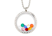 LDS YW Gem Stone Locket Kit Locket (1 pack)