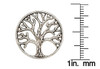Tree Charms 20mm (1 pack)