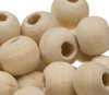 Unfinished Round Wooden Beads 8mm (150 pack)