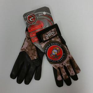 U.S Marines Batting Gloves