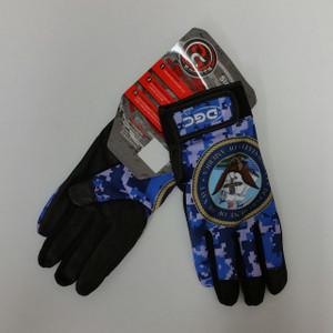 U.S Navy Batting Gloves