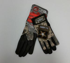 U.S Army Batting Gloves