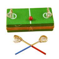 Lacrosse Field Rochard Limoges Box