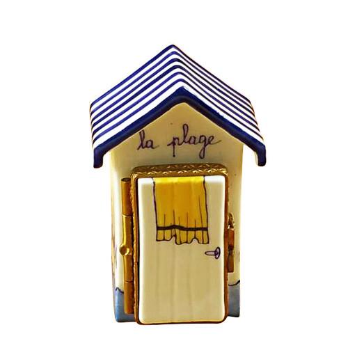 Beach Cabana Rochard Limoges Box