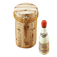 Cork Rochard Limoges Box