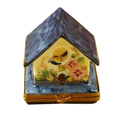Bird House Rochard Limoges Box