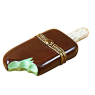Limoges Imports Ice Cream Bar-Lime Limoges Box
