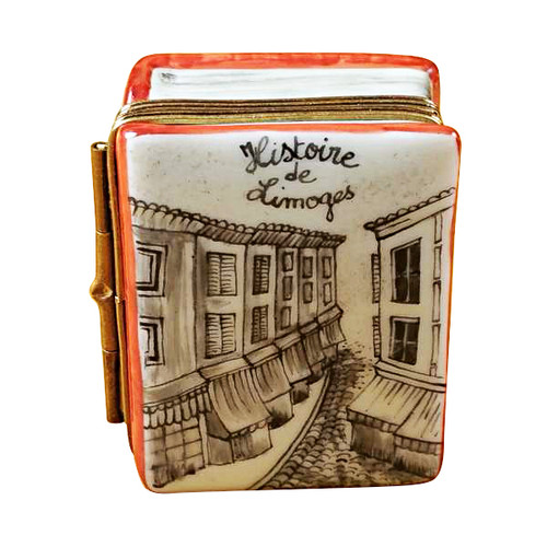 Limoges Imports History Of Limoges Book Limoges Box