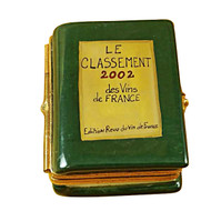Limoges Imports Wine Book Limoges Box