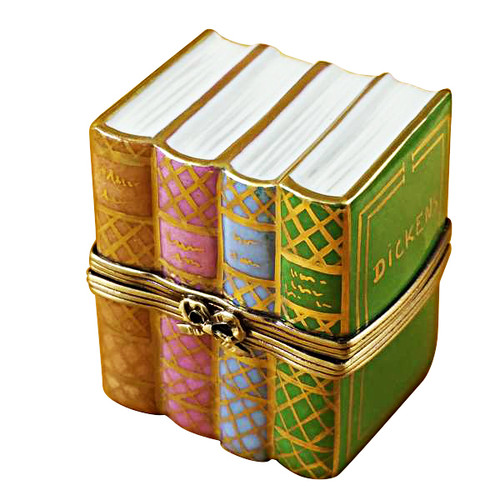 Limoges Imports Homer Story Book Limoges Box