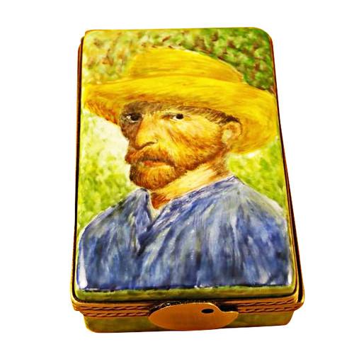 Limoges Imports Van Gogh Box Limoges Box