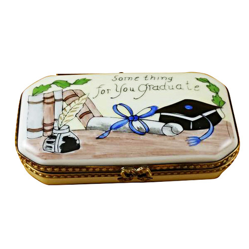 Limoges Imports Something For Graduation Limoges Box
