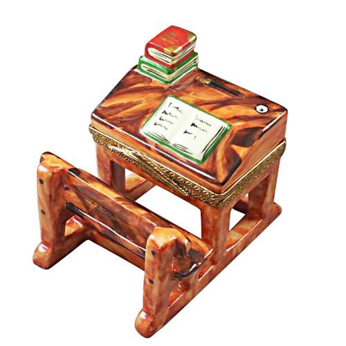 Limoges Imports School Desk Limoges Box