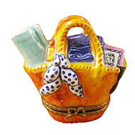 Limoges Imports Beach Bag Limoges Box