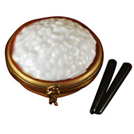 Limoges Imports Rice Bowl With Removable Chopsticks Limoges Box
