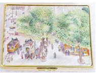 Halcyon Days Place du theatre Francais - Pissarro